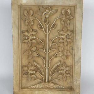 Marble Flower Pannel from Agra India