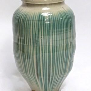 Shigaraki Glazed Ceramic Pot