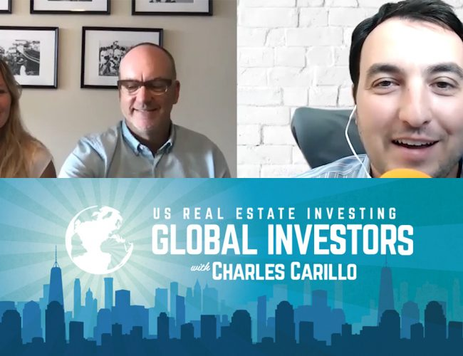 GI8: True Diversified Global Real Estate Investing with Peter Badger & Karen Williams
