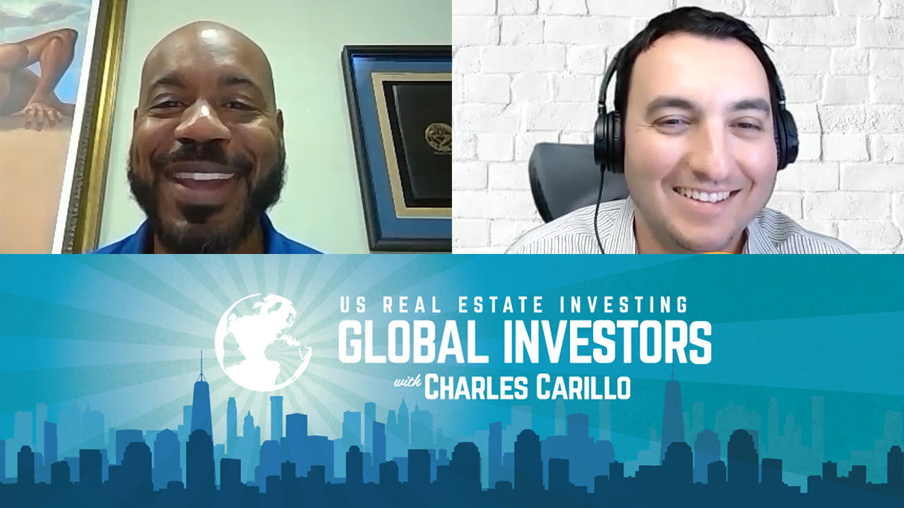 GI12: From Broke to Over 1000 Doors Chinese Investors & Building a Real Estate Empire with Mike Ealy