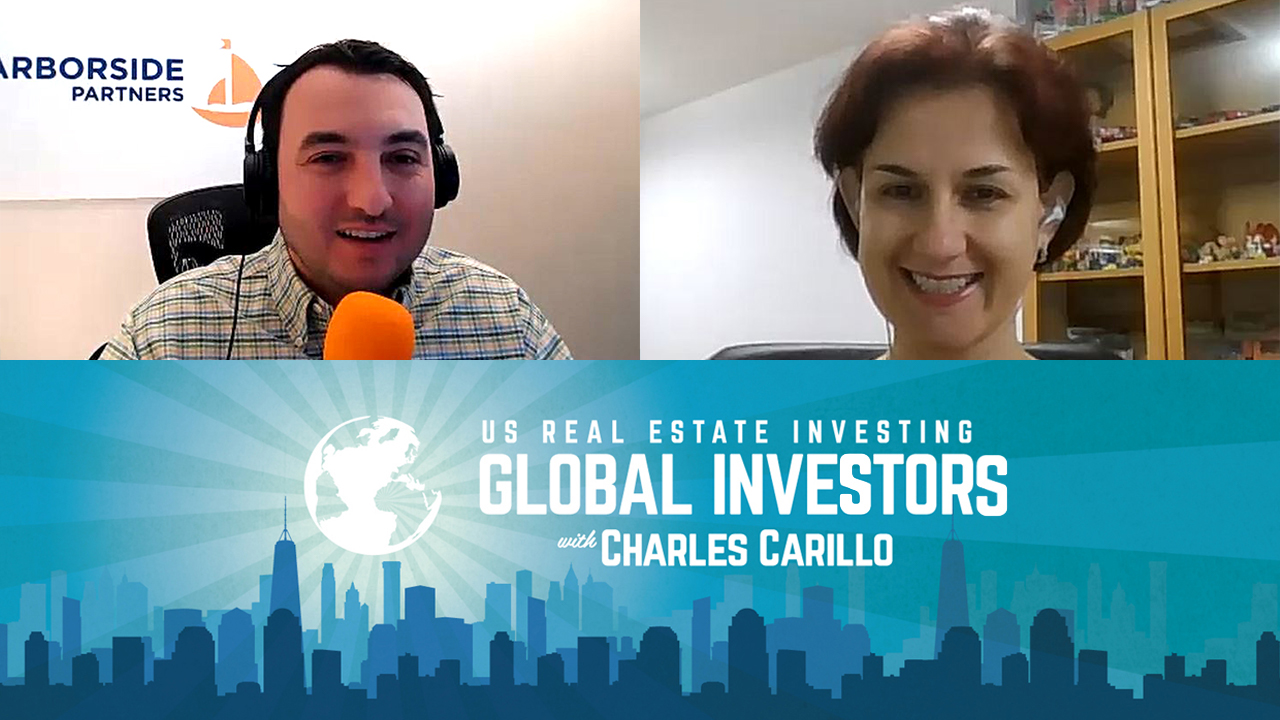 GI19: Passive Investing & Conservative Underwriting in Self-Storage and Mobile Homes with Alina Trigub