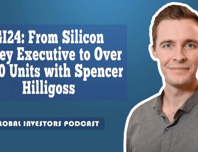 GI24: From Silicon Valley Executive to Over 3,000 Units with Spencer Hilligoss
