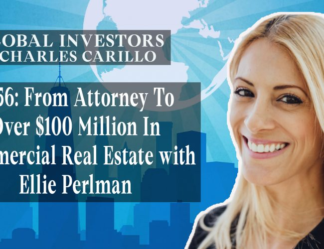 From Attorney To Over $100 Million In Commercial Real Estate with Ellie Perlman (Youtube)