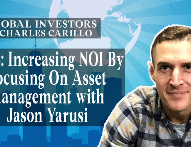 Increasing NOI By Focusing On Asset Management with Jason Yarusi (Youtube)