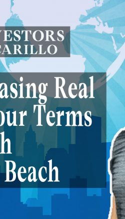 Purchasing Real Estate on Your Terms with Zachary Beach (Youtube)