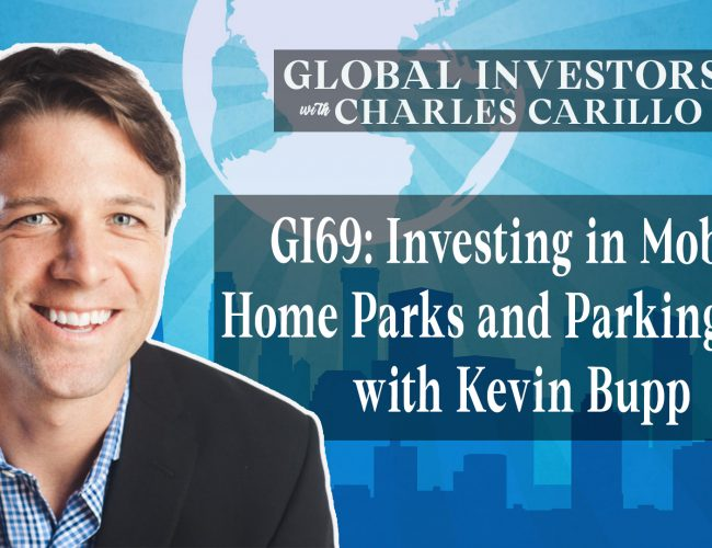 Investing in Mobile Home Parks and Parking Lots with Kevin Bupp (Youtube)
