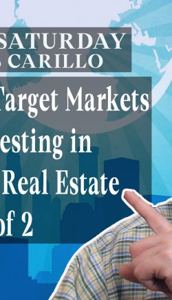 Choosing Target Markets When Investing in Multifamily Real Estate 2 (youtube)