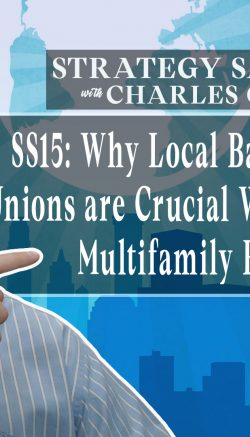 Why Local Banks and Credit Unions are Crucial When Investing in Multifamily Real Estate (Youtube)