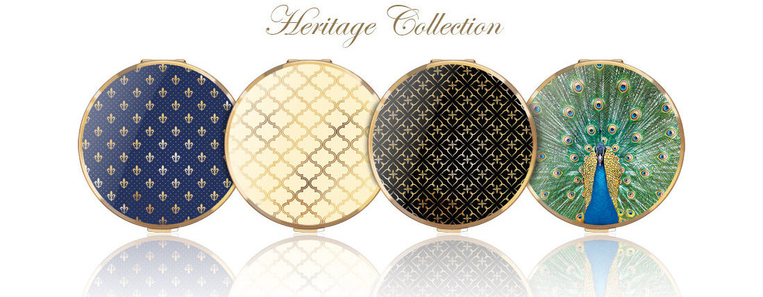 Celebrating our Heritage Charles Mallory compacts
