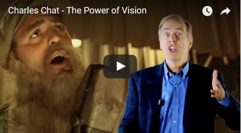 Charles Chat - The Power of Vision