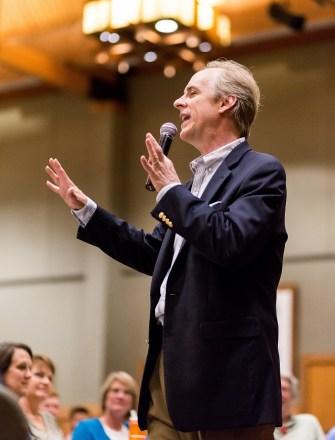 Nevada Funny Keynote Speaker Charles Marshall
