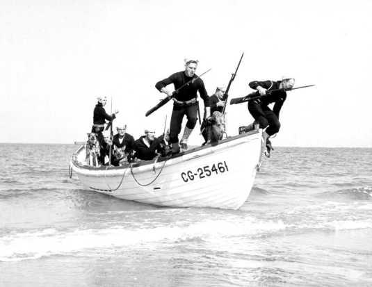 USCG patrol WW Two Official