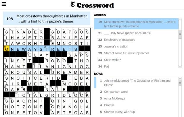 crosswordboustrophedon