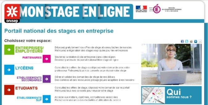 onisep stages