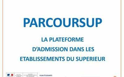 Urgent: Parcoursup
