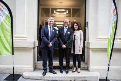 Jean Francois CONNET Président Stéphane THIEBAUT Chef d'Etablissement Pascale LARDEAU Directrice Adjointe