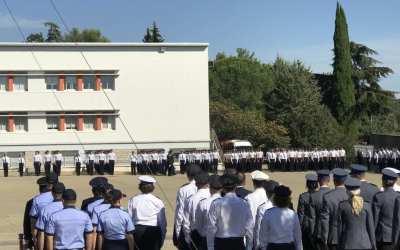 Les 20 ans de l'Ecole Nationale de Police