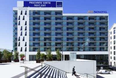 Photo de l'hôtel Novotel Suites La Joliette