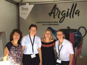 Stand d'Argilla