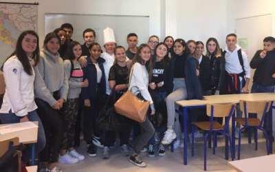 La gastronomie Italienne au service de l'Education