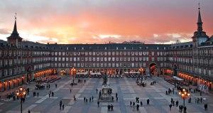 Plaza Mayor de Madrid, Sebastian Dubiel (CC BY-NC)