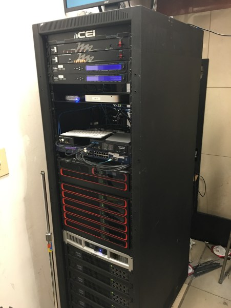 Side A Audio Rack