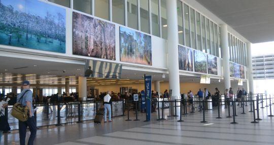$200M Charleston airport renovation wraps up > Charleston ...
