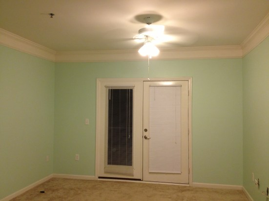 Painting a Room - Charleston Crafted