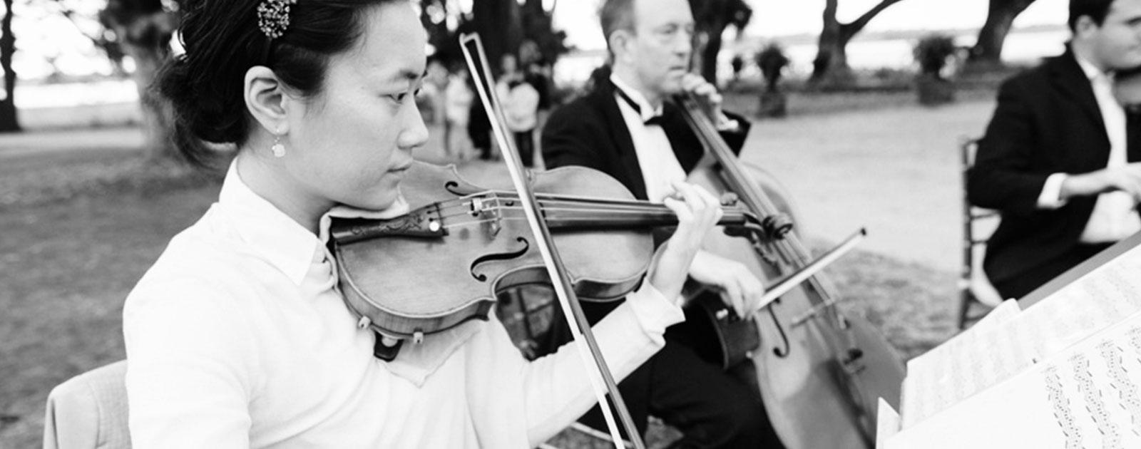 Duo, Trio or String Quartet?