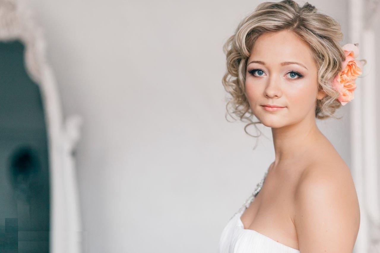 Hair Salon Tips | Short Wedding Hair Ideas