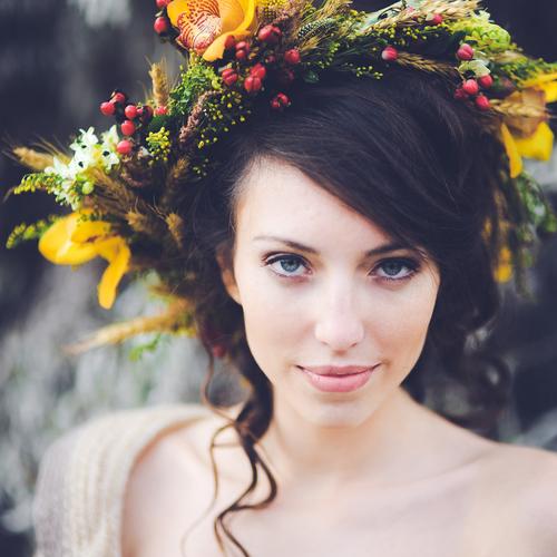 Wedding Hair and Makeup Ideas for Every Season