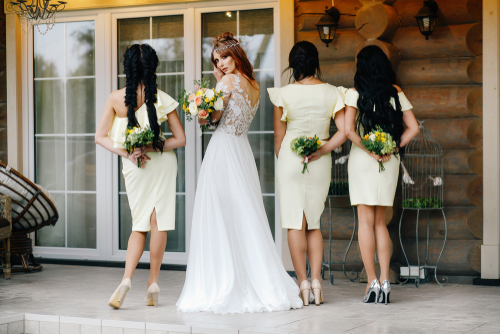 Bridal Party Hair