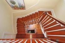 Gracious winding stair