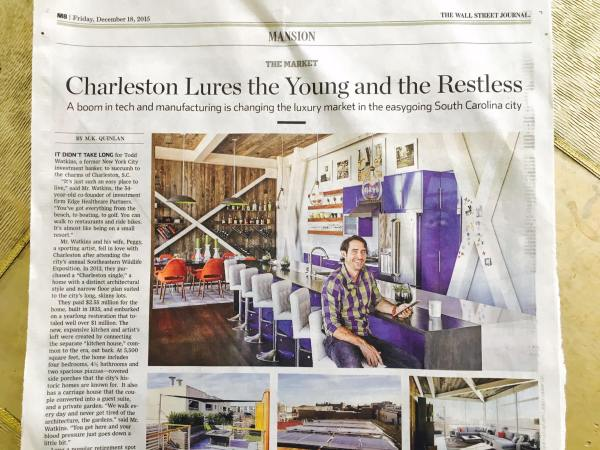 WSJ Charleston Luring Young Restless