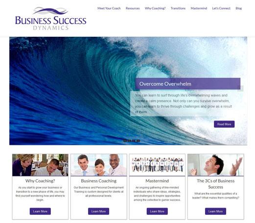 Business Success Dynamics Website