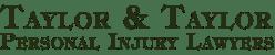 Taylor & Taylor Law Firm Logo