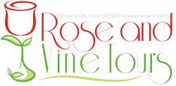 Rose and Vine Tours Logo