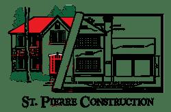 St. Pierre Construction Logo