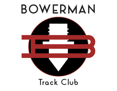bowerman logo w-text