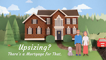 Upsizing-Mortgage