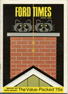 Ford Times | April 1975 | Charley Harper Prints | For Sale