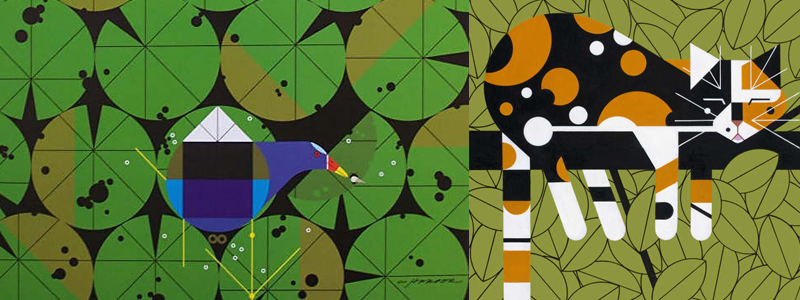 Print Types   Serigraphs, Lithographs and Giclées   Charley Harper Prints   For Sale