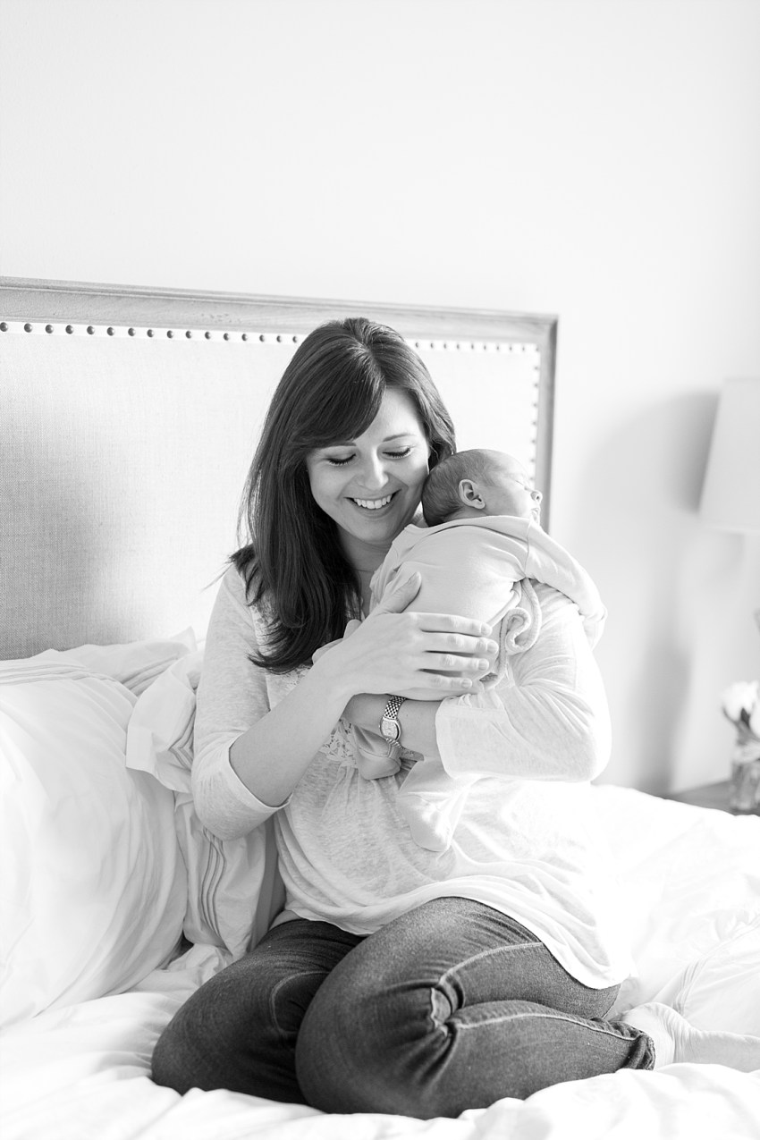 Hoboken Newborn Portraits, Charlie Juliet Photography