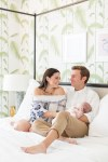 Dumbo Brooklyn Newborn Portraits, Charlie Juliet Photography