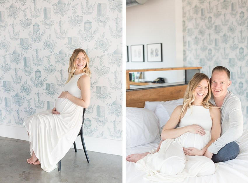 Wythe Maternity Session, Charlie Juliet Photography
