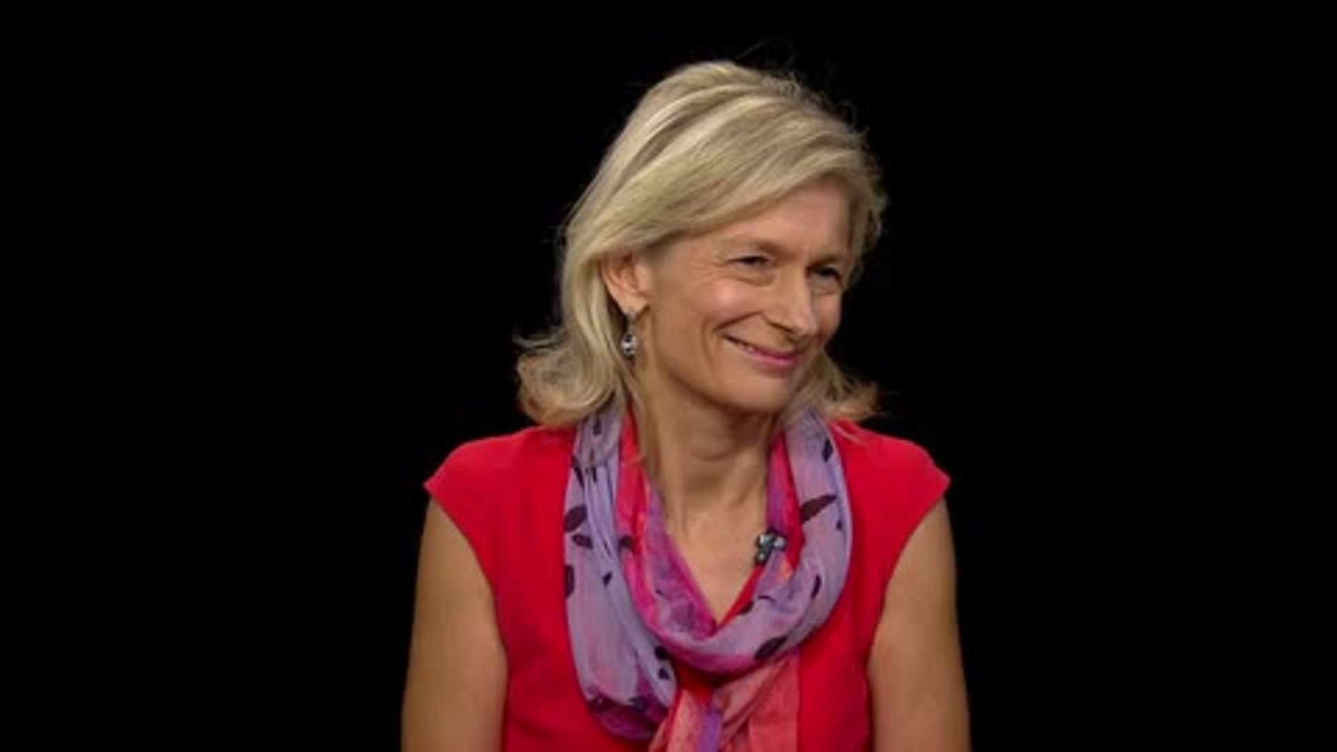Zanny Minton Beddoes Charlie Rose