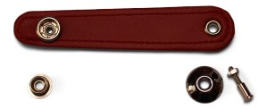 Bellows strap for accordion