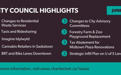City Council Highlights