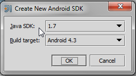 create-android-sdk