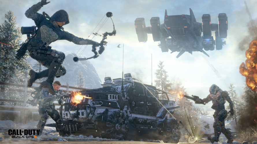 Call of Duty: Black Ops III Review 4